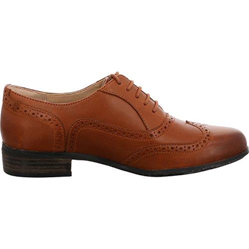 2 Tan Dark 0 Clarks C Shoe Oak Womens Hamble wZnqvYH