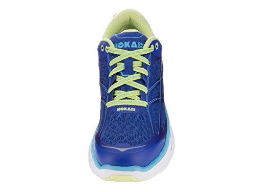 HOKA Clifton 2 Mujer Zapatillas Para Correr Azul