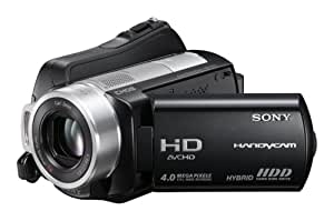 Sony HDR-SR10 4MP 40GB High Definition Hard Drive Handycam Camcorder with 15x Optical Image Stabilized Zoom (Discontinued by Manufacturer)