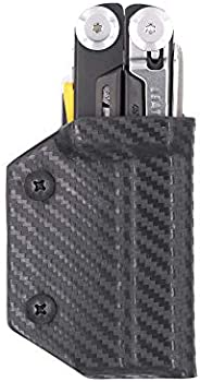 Clip & Carry Kydex Multitool Sheath for Leatherman SIGNAL - Made in USA (Multi-tool not included) Multi To