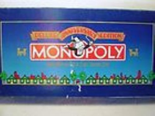 Monopoly - Deluxe 50th Anniversary Edition
