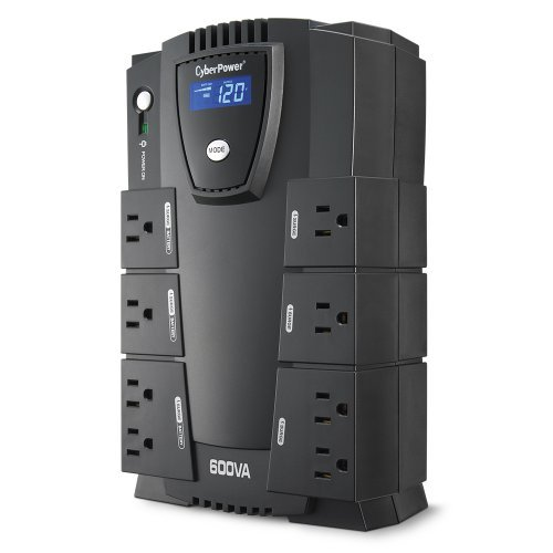 CyberPower Intelligent LCD UPS Compact