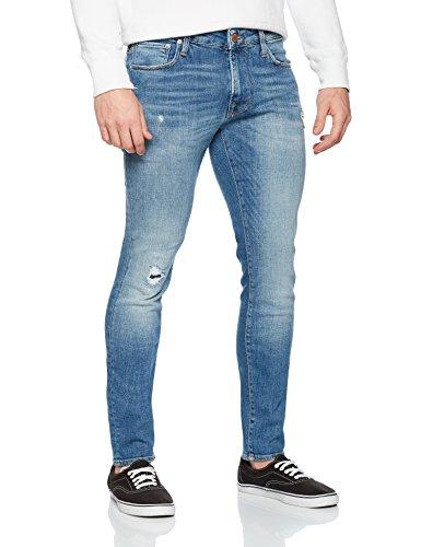 Denim Jones Skinny Blu Jeans Uomo Jack blue amp; xwtBvq0