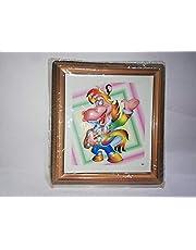 2D Decorative Sticker Frame