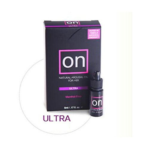 5ML/17 FL. OZ Natural Essential Oil for Women Sex Orgasm Arousal for Sexy Game by ThinkMax