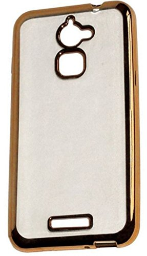 best website ff79a f7331 Rapid Zone Back Cover For Coolpad Note 3 Lite Golden: Amazon.in ...