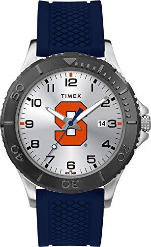 Timex Men's Syracuse University Gamer Watch Silicone Watch