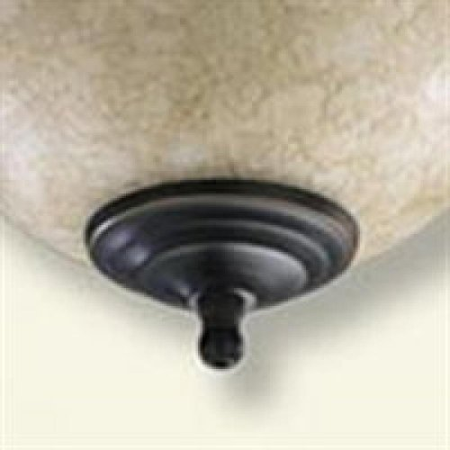Quorum 7-1100-059 Fan Bowl Kit Cap ()