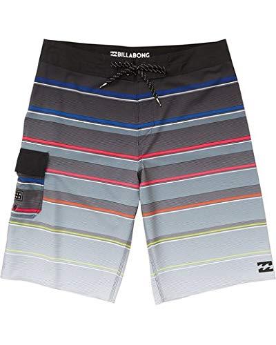 Billabong Mens All Day X Stripe Boardshort