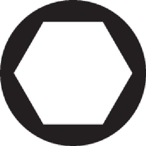 Wiha 7869 Porte-embout universel magn/étique dans un coffret en mati/ère plastique