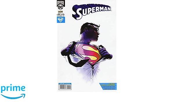 Superman: 44: Amazon.es: S. Formiconi: Libros en idiomas extranjeros