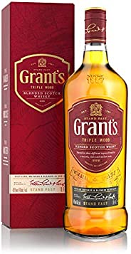 Whisky Grant's 8 Years 10