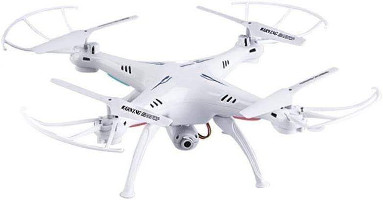 X5SW RC FPV Quadcopter with wifiカメラ2.4G 6軸リモートコントロールドローンプロフェッショナルドロンおもちゃクリスマスギフトインRCヘリコプター、ホワイト