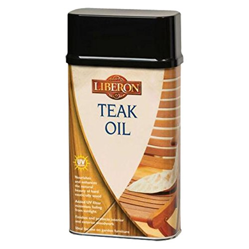 Liberon Teak Oil with UV Filter (500ml)