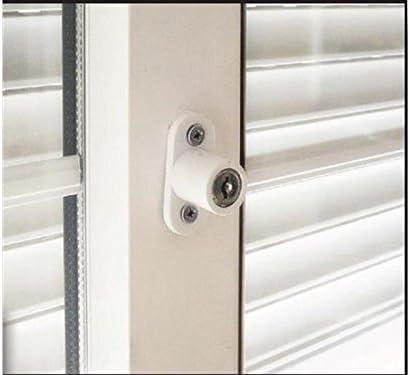Cerradura de ventanas correderas (Blanco): Amazon.es: Bricolaje y ...