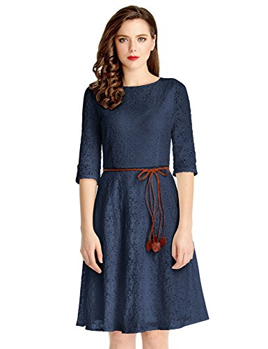 LookbookStore Womens Sleeves Length Casual