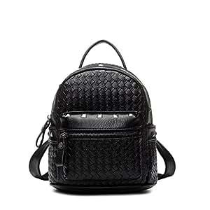 Bolsa de señoras del/Mochila de remache/Bolsas de viaje minimalista-A: Amazon.es: Equipaje