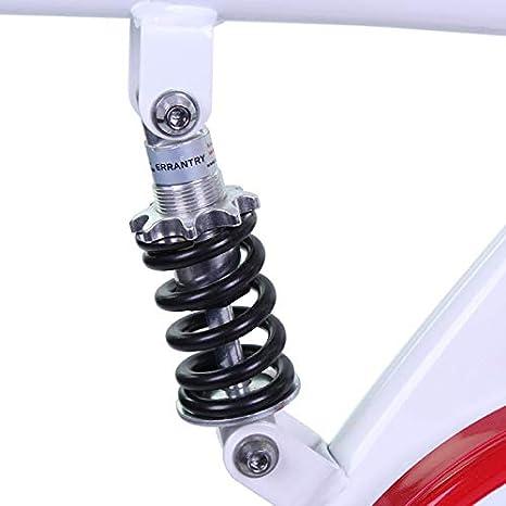 Riscko - Bicicleta Spining con Amortiguador Dbt-d-07   Volante De ...