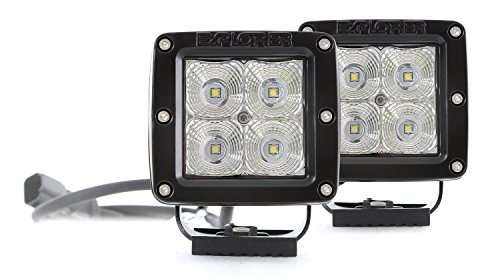 12 Light Suspension - Pro Comp Suspension 76406P S4 Gen2 Flood Light