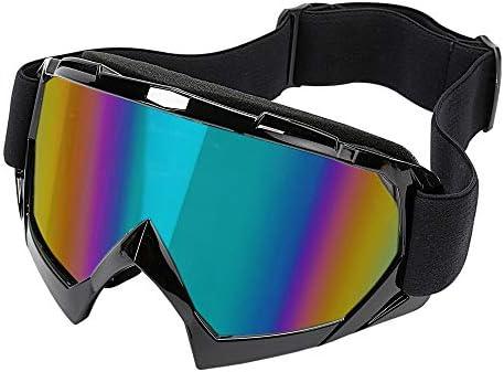 Scratch Eye Protection Eyewear Snow Glasses Vintage Winter MEN Goggles Anti-UV