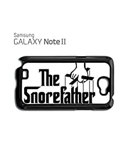 The Snore Father Mobile Cell Phone Case Samsung Note 2 White