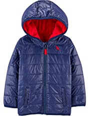 Simple Joys by Carter's baby-boys Puffer Jacket