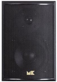 M K Sound SUR55T THX Select Certified Tripole Surround Speakers-Pair Black