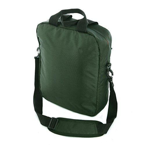 Olympia Laptop Messenger Bag - 5