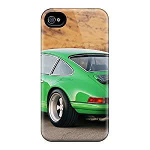 DeannaTodd Scratch-free Phone Cases For Iphone 6- Retail Packaging - Singer911