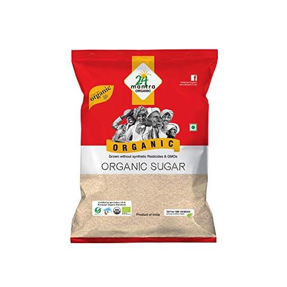 24 Mantra Organic Sugar 1Kg