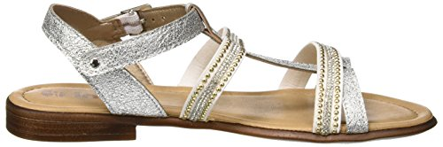 Ankle Flaminia White INBLU 001 Strap Sandals Bianco WoMen w4E5qfB