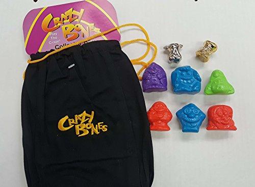 Bag of Crazy Bones Mega Bones