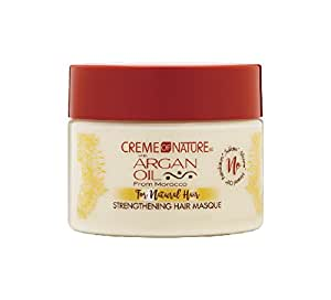 Creme of Nature Moisturizing Milk Masque Repairing Deep Treatment, 11.5 Ounce