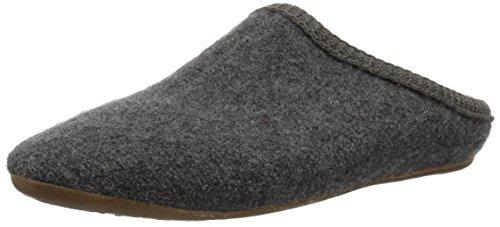 Haflinger ASD Slip Dynamic Slipper on Grey Women's 6r8qUw6