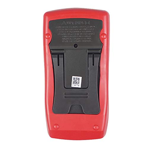 UT107 LCD Automotive Handheld Multimeter AC//DC voltmeter Tester Meters with DWELL,RPM,Battery Check