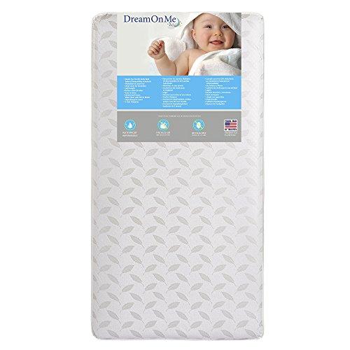 Dream On Me 132 Premium Coil Inner Spring Crib and Toddler B