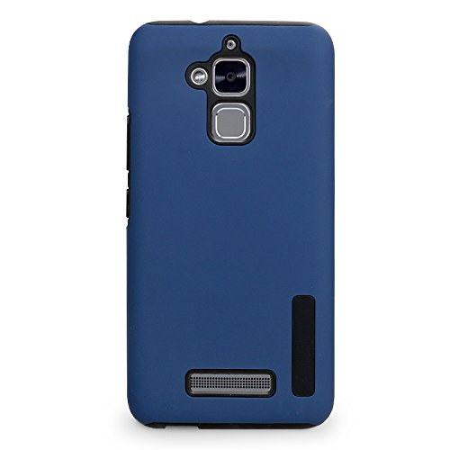 Slim Armor TPU Case for Asus Zenfone 2 (Blue) - 7