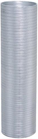 ISOTIP-JONCOUX 641100 Flexor Ventile 3 M Inox Diam/ètre 100 EMB