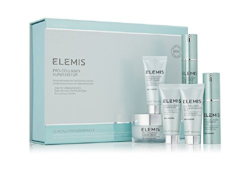 ELEMIS Pro-Collagen Super System Collection- Advanced System for Fine Lines and ()