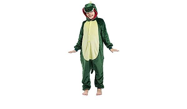 Pijama Dinosaurios Ropa Niño Niña Animal Cuerpo Entero Mujer Familiar Navidad Halloween Disfraz: Amazon.es: Ropa y accesorios