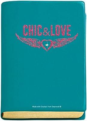 Chic&Love 270047 - Agenda escolar, 125 x 175 mm, día por ...