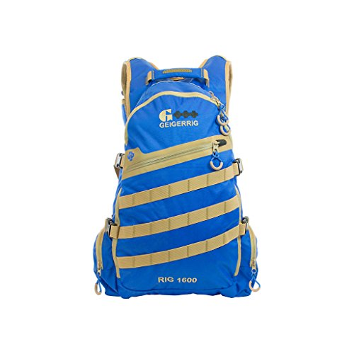 Geigerrig Pressurized Hydration Pack – RIG 1600M – Blue