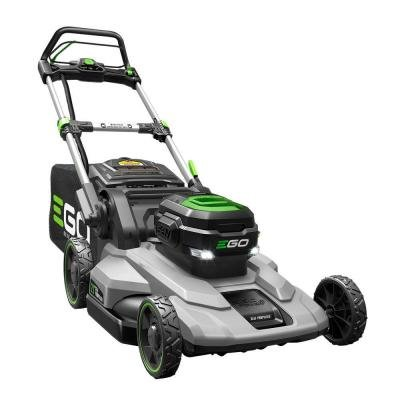 21 in. 56-Volt Lithium-Ion Cordless Self Propelled Lawn Mower - Battery and Charger Not Included