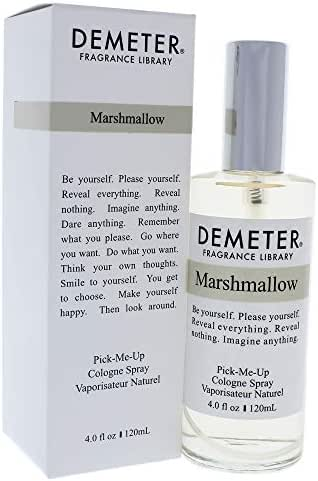 Demeter Cologne Spray, Marshmallow, 4 Ounce