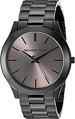 Michael Kors Mens MK8507 - Slim Runway by Michael Kors
