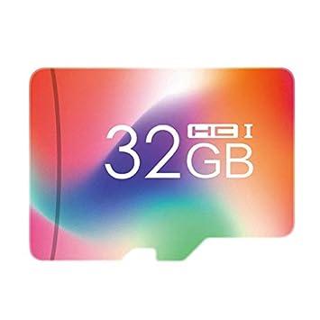 Tarjeta de Memoria Micro SD de Alta Velocidad de Color TF ...