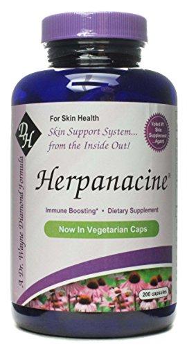Diamond Herpanacine, Herpanacine Skin Support 200 Cap ()