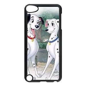 iPod Touch 5 Phone Case Black 101 Dalmatians Pongo ES7TY7898123