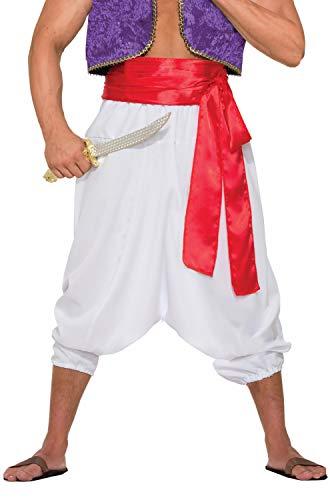 Forum Aladdin Desert Prince White Pants Standard ()