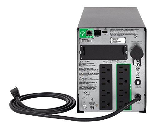 APC UPS 1500VA with Pure UPS Backup, Uninterruptible Power Supply